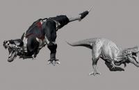 T-Rex - Daniel Vilar
