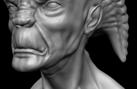 Busto01 - Julio Jerez