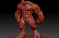 Hulk - Pablo Pastor