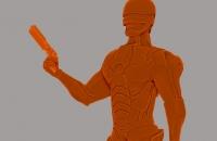 Robocop - Iñaki Armendáriz