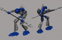 Robot Bionicle - Christian Felguera