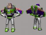 Buzz Lightyear - Cristina Núñez