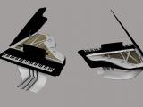 Piano Peugeot Pleyel- Milena Valkova