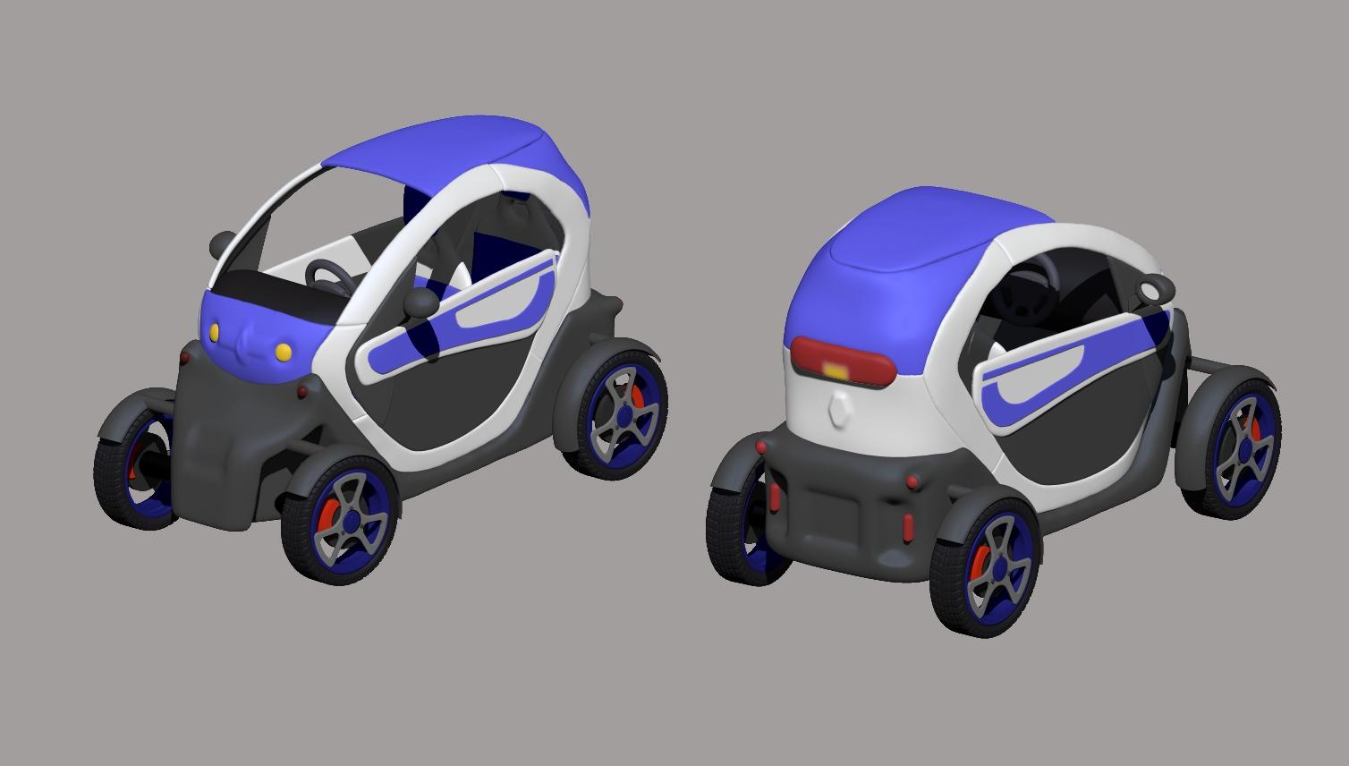 Renault Twizy - Jordi Peiró