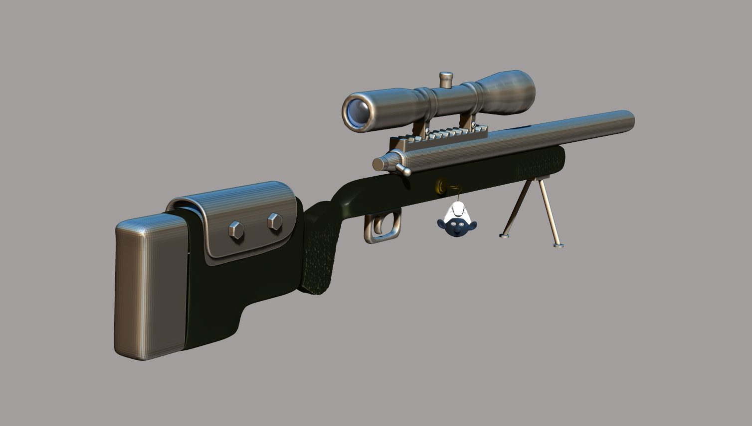 Rifle - Ramón Alonso