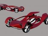 Concept Car - Timur Ashmaniel