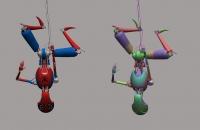 Spiderman Robot - Manuel Gómez