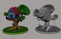 Casa en el árbol - Marta Rojas