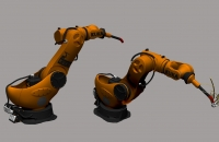 Robot Kuka - Carlos Jadan