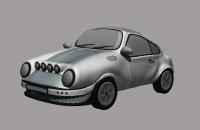 Porsche - Julia Catalán