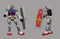 Robot Gundam Seed - Liangyu Dai