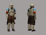 Soldado Star Wars - Andrea Pimentel