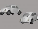 VW Escarabajo - Melissa Guzmán