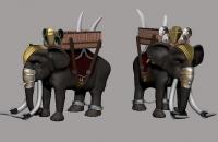 Elefante de guerra - Agustín Gago