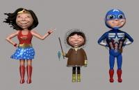 Personajes - Cristina Díaz