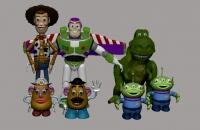 Toy Story - Jomiv Osorio