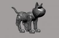 Gato robot - Vendela Stenson