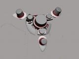 Jellyfish Dron - Eelco Brun