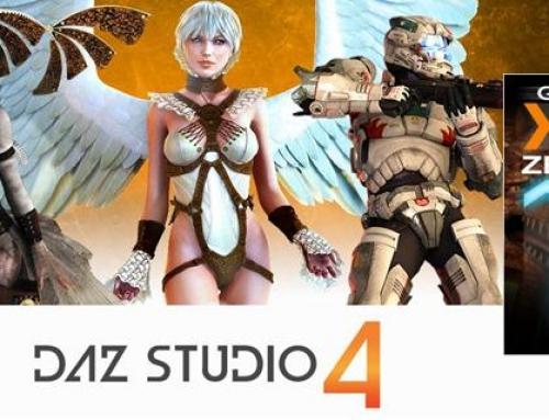 Programas de DAZ 3D gratuitos