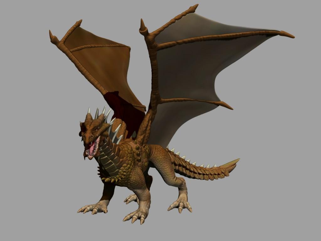 Aplicando Transpose al dragón.