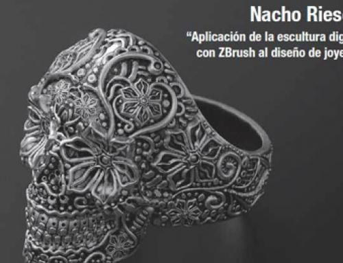 ZBrush y joyería con Nacho Riesco