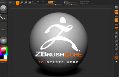 Pixologic anuncia ZBrushCore