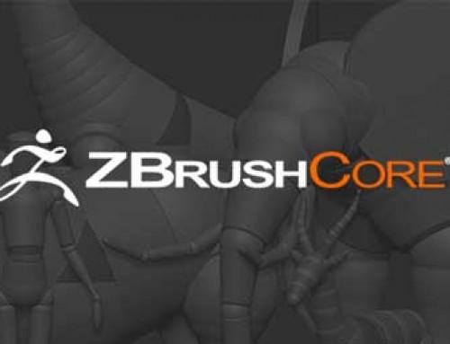 ZBrushCore vs ZBrush (previa)