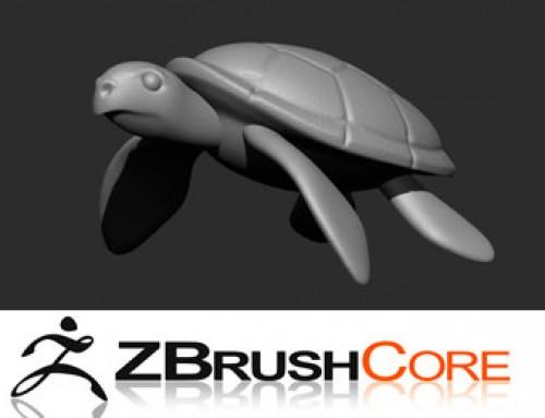 Probando ZBrushCore