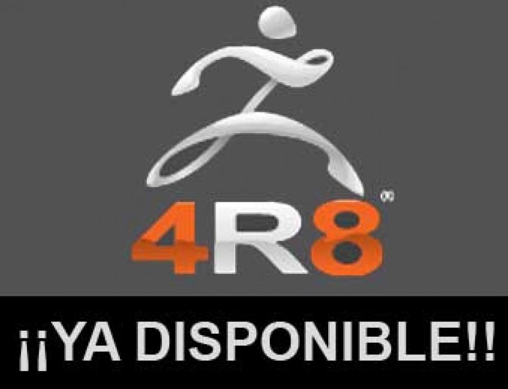 ZBrush 4R8 ya disponible