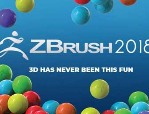 Pixologic presenta ZBrush 2018