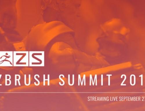 ZBrush Summit 2018: ¡Novedades en ZBrush!!