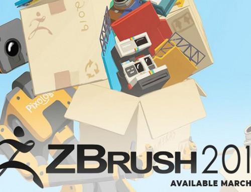 ¡¡ZBrush 2019 ya está aquí!!