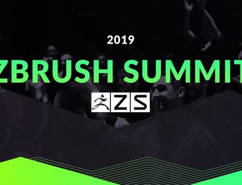 ZBrush Summit 2019: Qué hay de nuevo en ZBrush