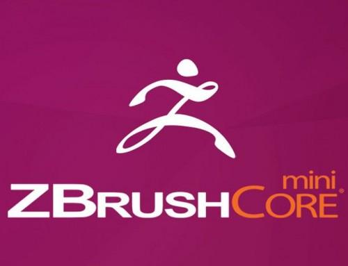Pixologic lanza ZBrushCoreMini, versión gratuita de ZBrushCore
