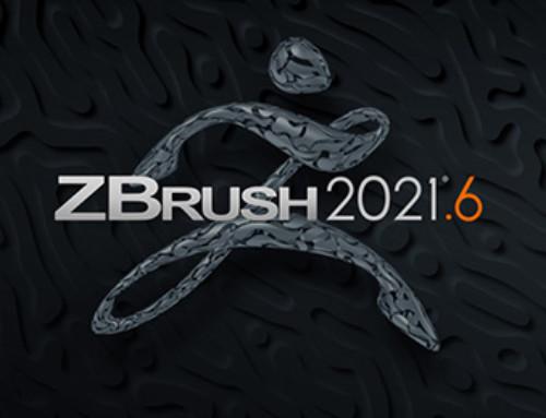 Las novedades que trae ZBrush 2021.6
