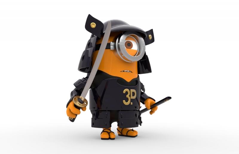 samurainegro